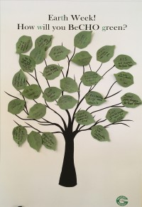 earth day tree of intentions