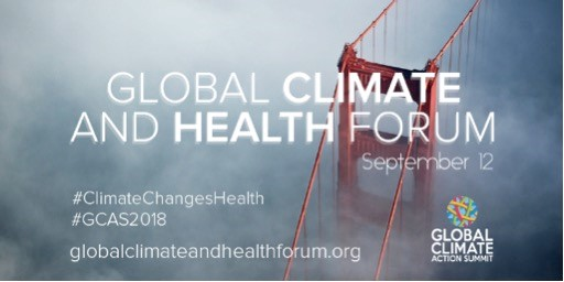 global climate and health forum